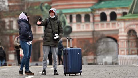 Сюда он больше не ездок  / Российский турист избегает Москвы