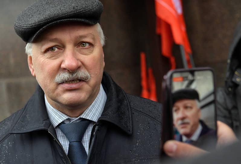 Депутат Московской городской думы Николай Зубрилин