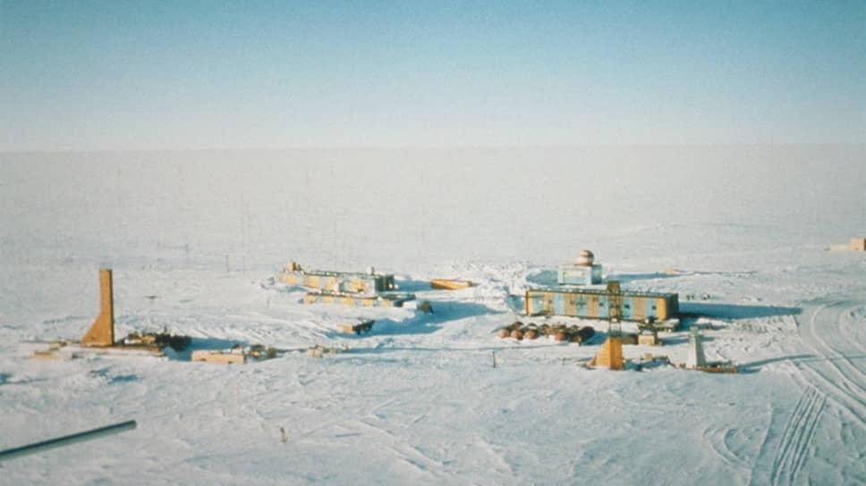 Антарктическая станция Восток