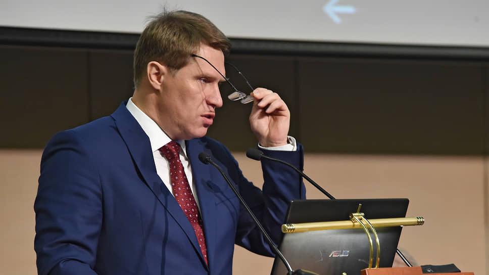 У министра здравоохранения Михаила Мурашко скоро появится собственная кадровая вертикаль