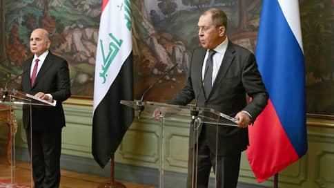 Военно-нефтяной альянс  / Главы МИД России и Ирака расставили приоритеты в двустороннем сотрудничестве