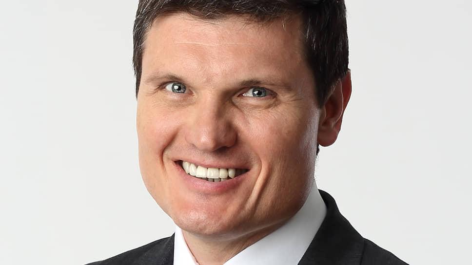 Председатель правления ЗАО «Объединенная металлургическая компания» Анатолий Седых