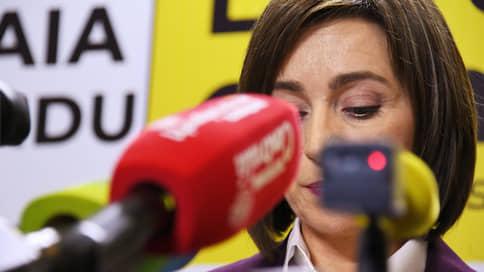 Майя Санду и МИД России пришли к взаимонепониманию / Избранный президент Молдавии оказалась на грани конфликта с Москвой