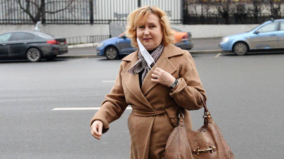 Ирина Алебастрова, в отличие от бывших коллег, пока не потеряла шансов выиграть суд у ВШЭ