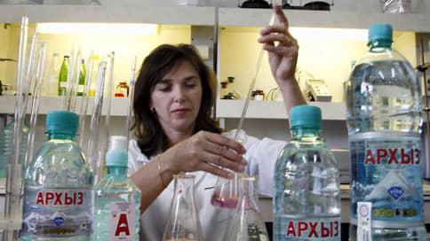 «Архыз» зальют в аптеки // Производитель воды начнет выпуск товаров для красоты и здоровья
