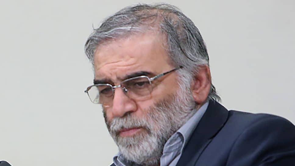 63-летний физик-ядерщик Мохсен Фахризаде был главой Центра исследований и инноваций Минобороны Ирана и считался отцом секретной военной программы, связанной с разработкой ядерной боеголовки для баллистической ракеты