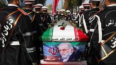 Дело ясное, что дело ядерное  / Специалисты по разведке сомневаются в иранской версии гибели физика-атомщика