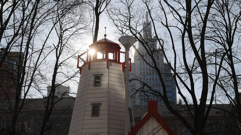 Детский хоспис «Дом с маяком»