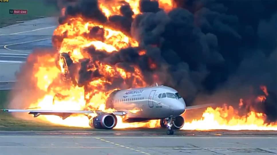 Катастрофу Superjet предъявили производителям