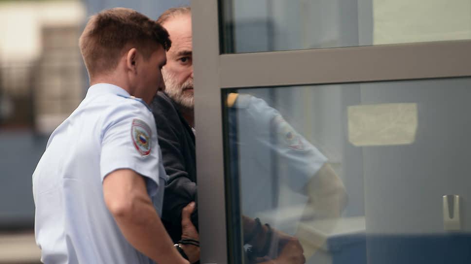 Мосгорсуд вернул дело девелопера Альберта Худояна на рассмотрение районного суда