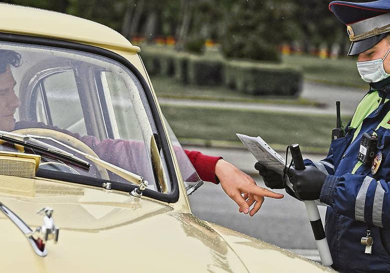 После встречи с инспектором у водителя будет всего 72 часа на устранение неисправности