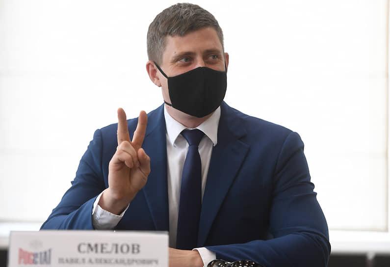 Заместитель руководителя Росстата Павел Смелов