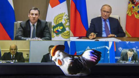 Один в поле не Путин // Президент подвел итоги битвы за урожай и взлета цен на него