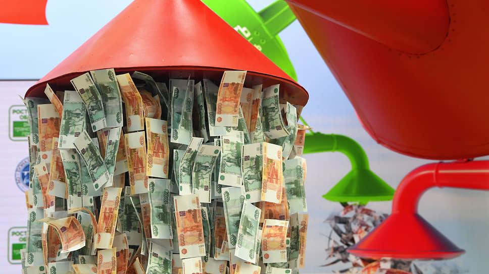 Девальвация рубля колеблет капвложения