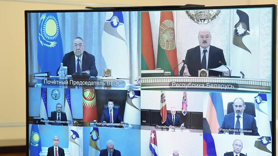Александр Лукашенко пост сдал / Что произошло с президентом Белоруссии на саммите ЕАЭС