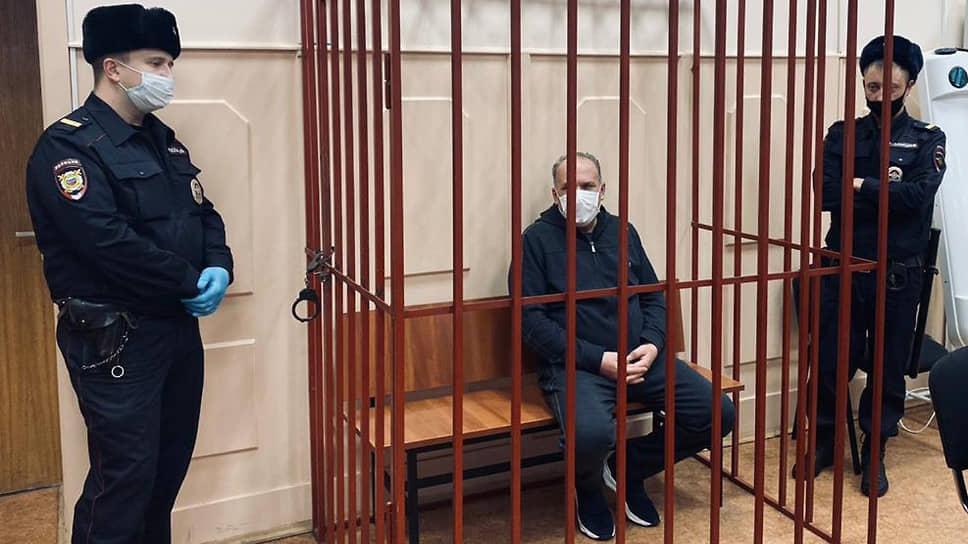 Аудитор Счетной палаты России Михаил Мень