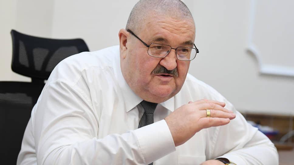 Глава дирекции Севморпути «Росатома» Вячеслав Рукша о новых ледоколах и старых проблемах