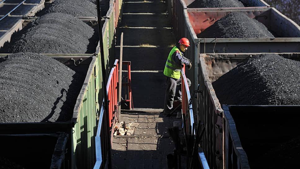 Даешь на стороне угля