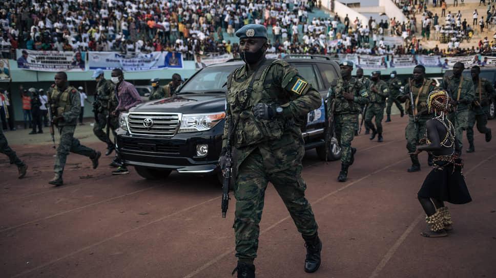 Велика Африка, а отступать некуда / ЦАР зовет на помощь российских военных