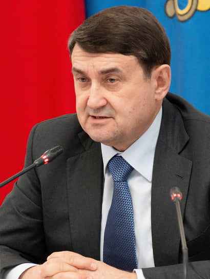 Секретарь Госсовета, помощник президента Игорь Левитин
