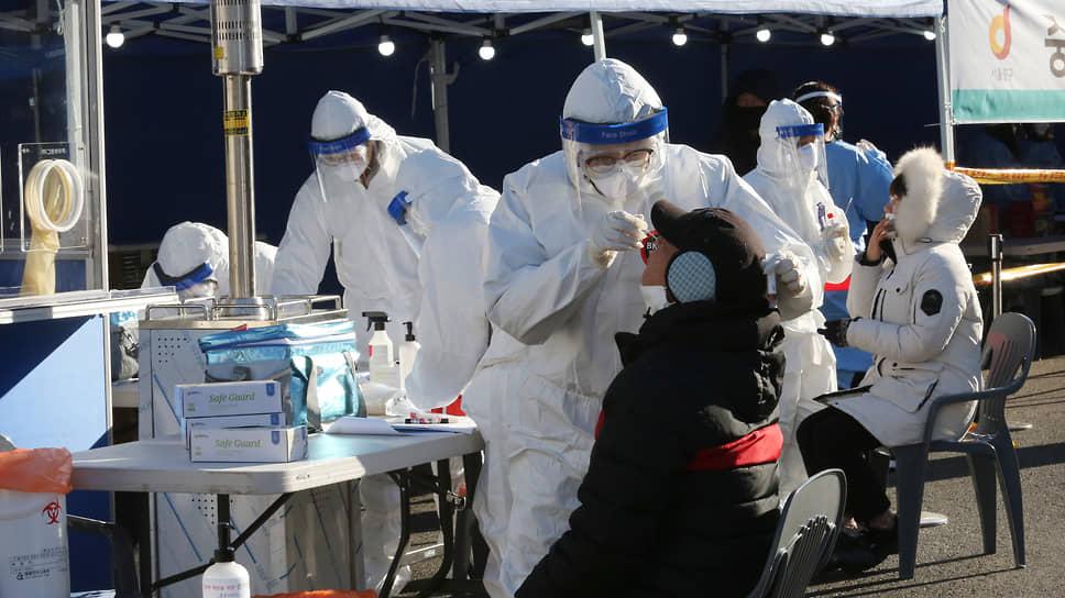 Как третья волна пандемии накрыла Южную Корею