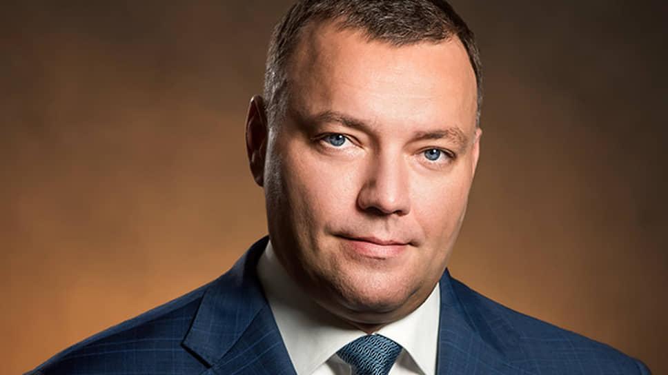 Гендиректор АО «Воентелеком» Александр Якунин