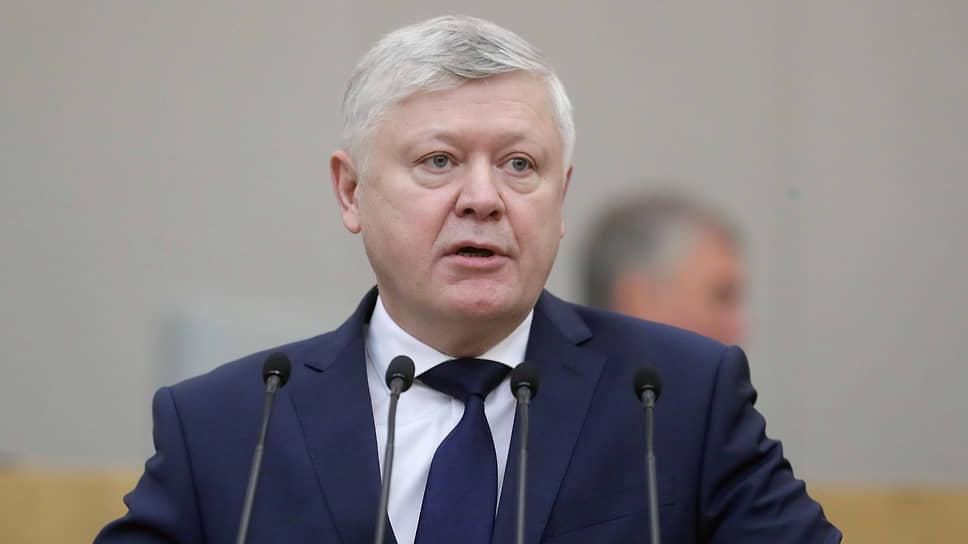 Председатель комитета Госдумы по безопасности Василий Пискарев