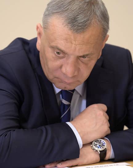 Вице-премьер Юрий Борисов настаивает на доле российских поставщиков в расходах российских госкомпаний