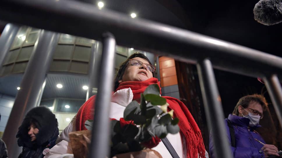 Как Юлию Галямину лишили права избираться