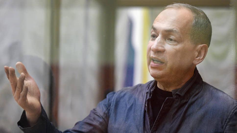 Бывший глава Серпуховского района Александр Шестун