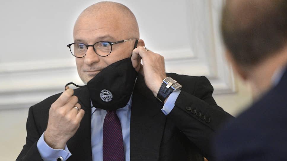 Председатель комитета Совета Федерации России по конституционному законодательству и государственному строительству Андрей Клишас