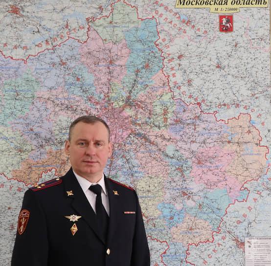 Заместитель начальника главного управления Росгвардии по Мособласти Сергей Филатов