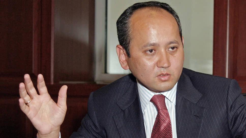 Мухтару Аблязову предъявили счет
