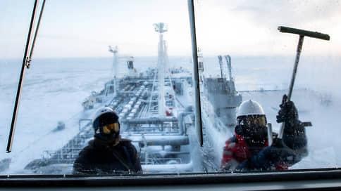 Ледоходное место // Всплеск цен на газ в Азии стимулирует зимние проводки по Севморпути