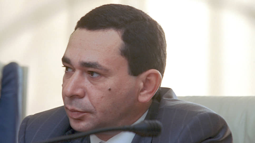 Бизнесмен Яков Голдовский