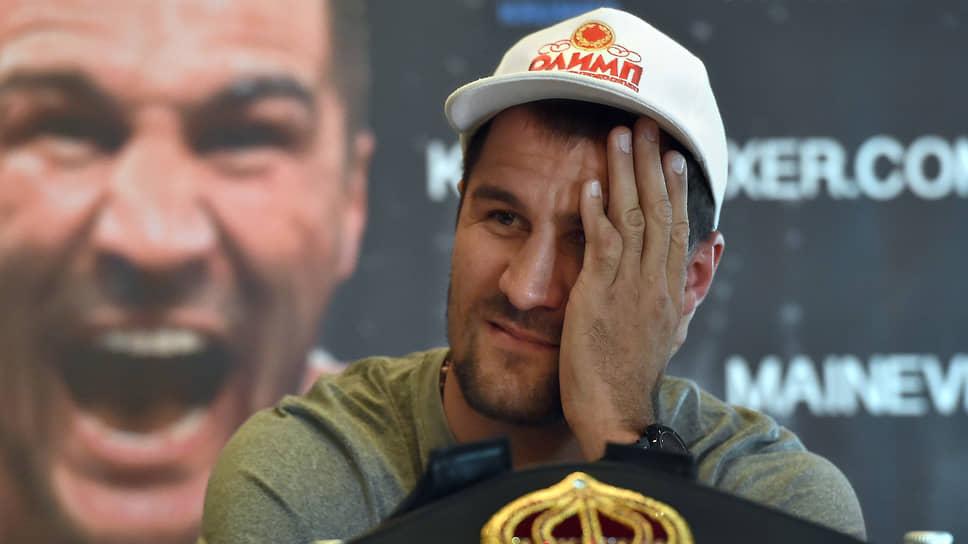 Пробный удар / Допинг-тест боксера Сергея Ковалева дал положительный результат