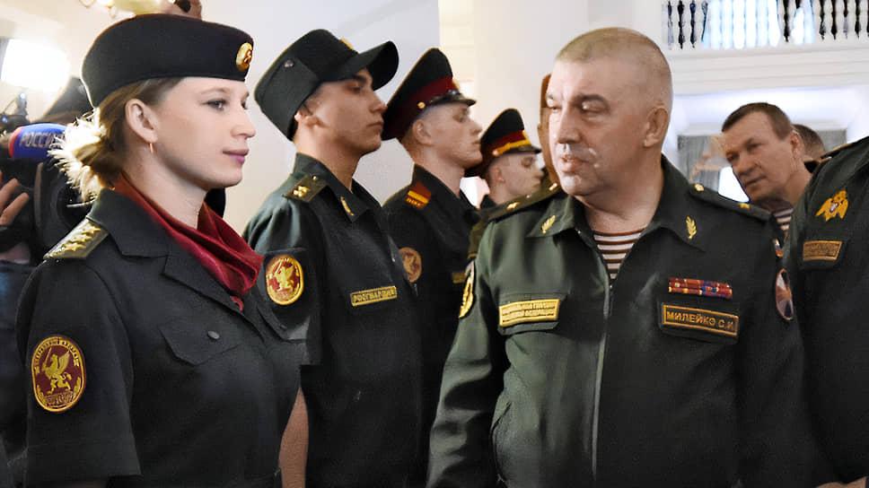 Бывший заместитель главы Росгвардии по тылу генерал-лейтенант Сергей Милейко
