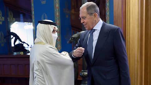 Россия готова поручиться за Иран // Сергей Лавров пообещал саудовскому коллеге передать Тегерану послание