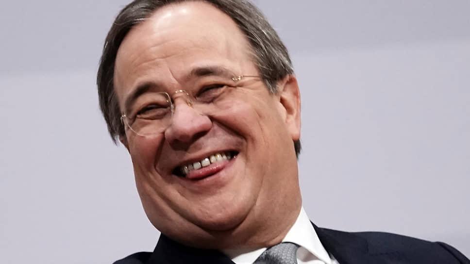 Нового председателя ХДС Армина Лашета характеризуют как энергичного, позитивного, улыбчивого человека