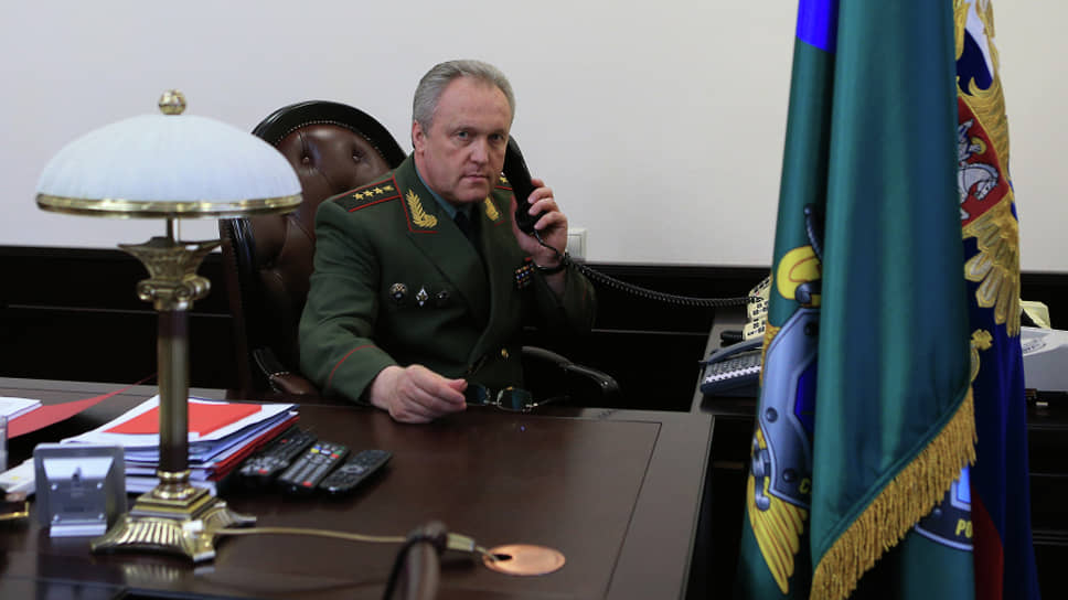 Суд не согласился с решением СКР об отказе в возбуждении уголовного дела в отношении генерала Александра Сорочкина