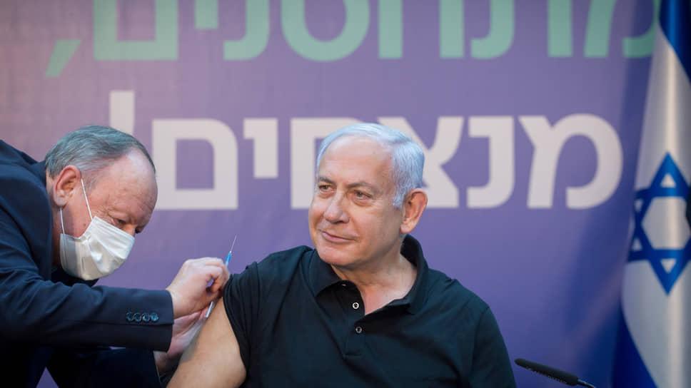 Как Израиль вышел на первое место в мире по проценту вакцинированных