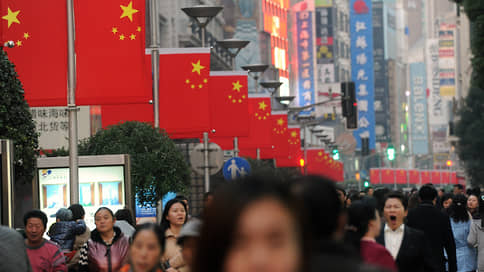 Китайская экономика показала эксклюзивный рост  / ВВП страны в 2020 году прибавил 2,3%