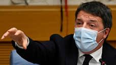 Живые и голые  / Война Маттео Ренци с Джузеппе Конте рискует оставить Италию без правительства наедине с COVID