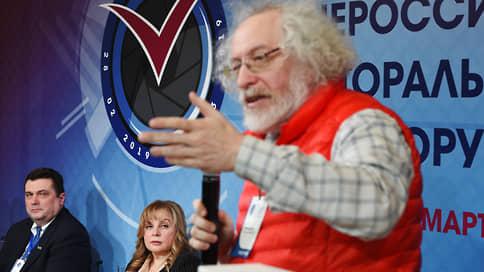 ЦИК уполномочен разрешить  / Московский штаб по наблюдению за выборами встретится с Эллой Памфиловой