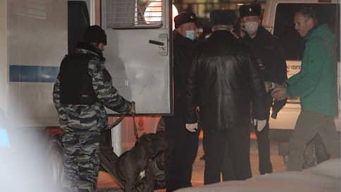 А ФСИН его знает  / На перевод Алексея Навального из ИВС в СИЗО понадобилось меньше суток