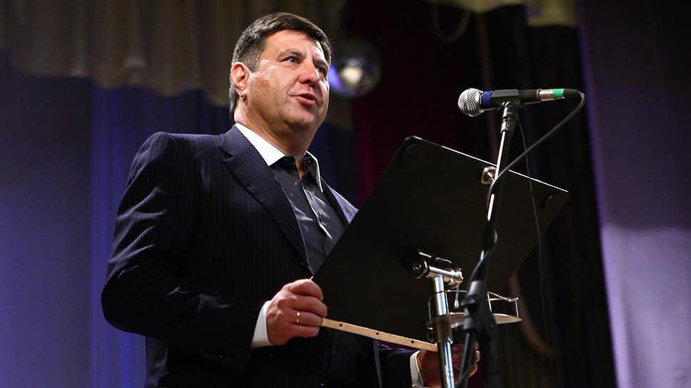Депутат Госдумы от «Единой России» Андрей Голушко