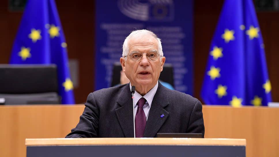 Глава внешнеполитической службы ЕС Жозеп Боррель