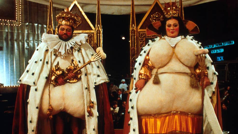 Последний фильм Федерико Феллини, «Голос луны» (1990), наконец добрался до российских кинотеатров