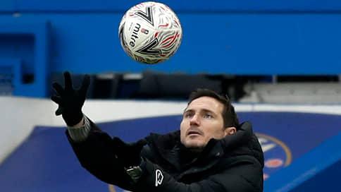 У «Челси» зашатался тренер  / Кризис в лондонском клубе ослабил позиции Фрэнка Лэмпарда