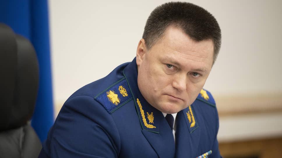 Игорь Краснов о первом годе в должности генпрокурора